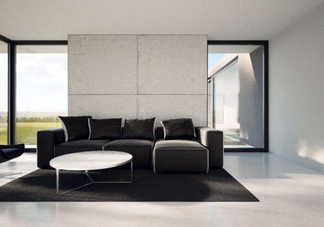 Haus F.m. U2013 Minimalistisch Und Modern