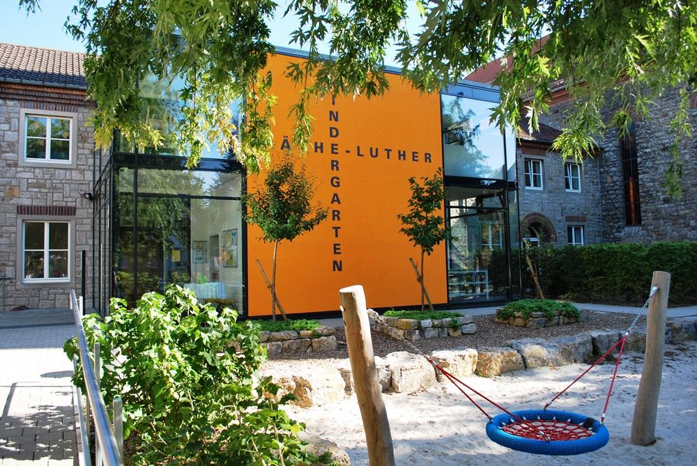 Architekt Bruchsal kindergarten kaethe luther bruchsal lacroix architekten